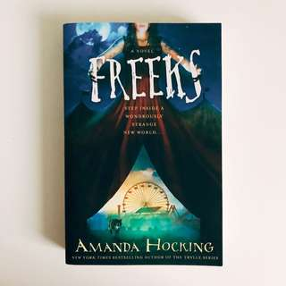 Freeks || Amanda Hocking