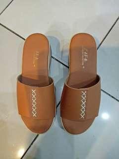 Zara Elegent Comfort Sandal
