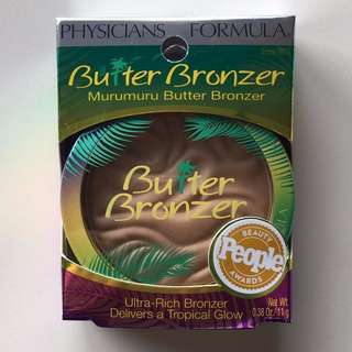 🚚 Physicians Formula Murumuru Butter Bronzer / Light Bronzer