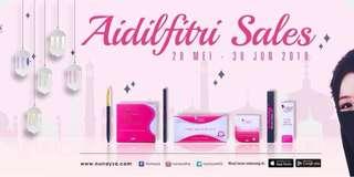 Nurraysa Aidilfitri Sales 💖