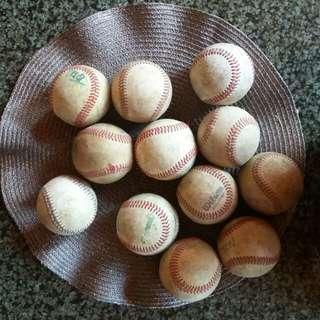 12 pcs Baseball balls