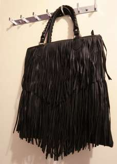 H&M tassel bag