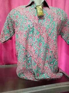 Baju batik cowo