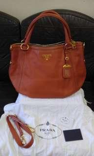 🌼🌼 全新Prada 3 Way Bag