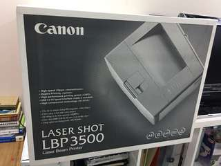 CANON LBP-3500 B&W Laser Printer