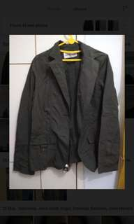 Army Coat Parasut