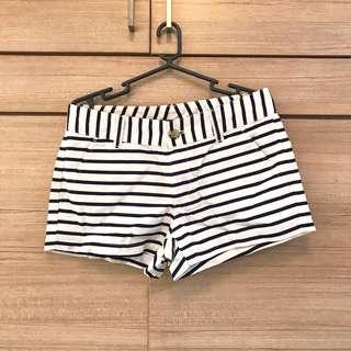 Uniqlo Striped Shorts
