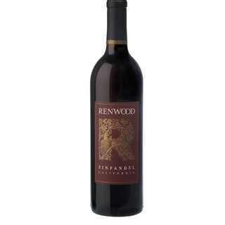 Renwood Winery California Zinfandel 2014