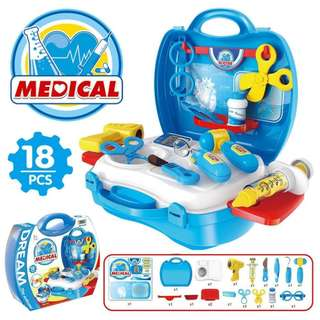 Medical Doctor Playset (Bowa Dream The Suitcase)