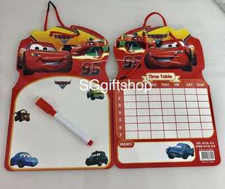 Whiteboard with marker (MCQ) - kids party goodies favors, goodies bag gift