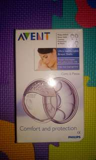 AVENT ULTRA COMPORTABLE BREAST SHELL