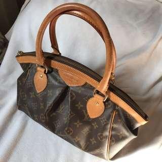Louis Vuitton Tivoli PM handbag / purse / satchel
