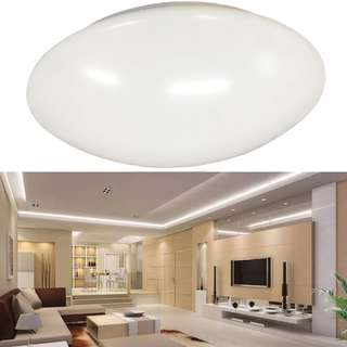 LED 12W 10-INCH Ceiling Light cool WHITE #003-1