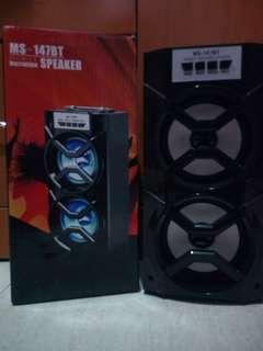 MS-147 Bluetooth Speaker