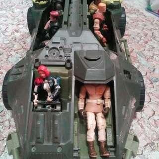 G.I.JOE Battle Vehicle.