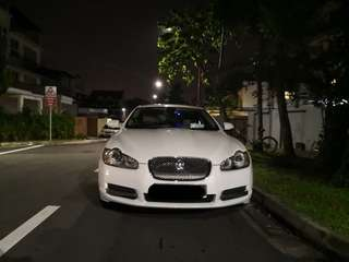 Jaguar XF 3.0 ( Petrol ) for rent