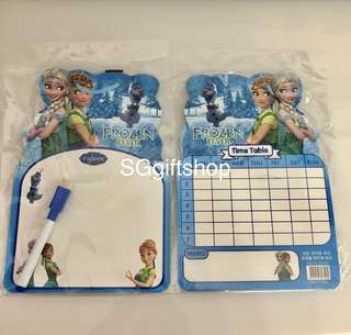 Whiteboard with marker (FRO) - kids party goody bag, goodies bag gift