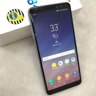 🚚 Samsung A8+ 64gb