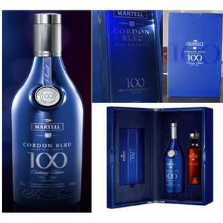 [WANT TO BUY] Martell Cordon Bleu Centenary