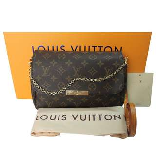 Louis Vuitton Monogram Canvas Favorite MM