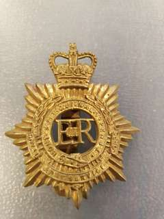 Genuine original WW2 British Army Royal Corps of Transpirt cap badge