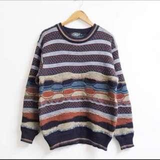 古著vintage毛衣
