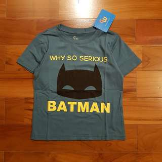 Batman t-shirt import
