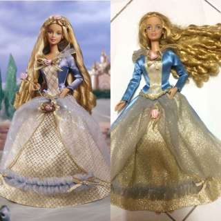 Collectors Edition Sleeping Beauty Barbie