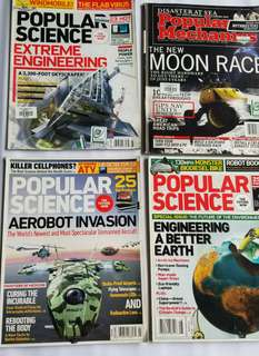 Popular Science Magz