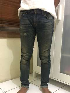 ORIGINAL NUDIE JEANS