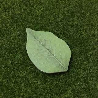 包郵 韓國樹葉🍂memo紙