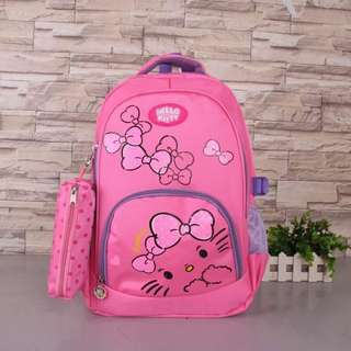 MAY 18 KIDS SCHOOL BAG (DLNA)