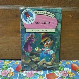 Carlo Collodi Pinocchio