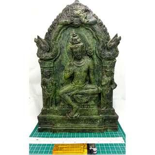 Jatukam Ramathep bucha statue - sacred brass alloy