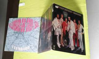 ISLEY BROTHERS ● I LUMBARD.  showdown / al lumbard che' giren i ball ( buy 1 get 1 free ) vinyl record