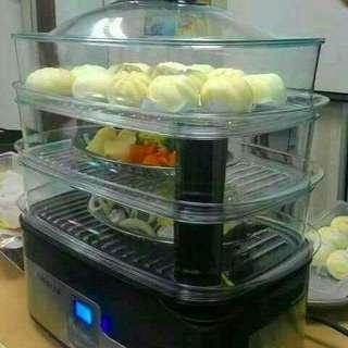 NOXXA FOOD STEAMER