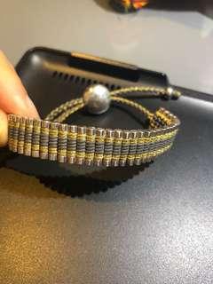 Links of London 100% Real Friendship Bracelet 銀手绳