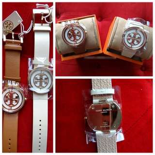 AUTHENTIC TORY BURCH WATCHES