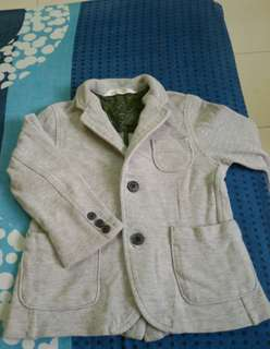 H&M kid blazer jacket