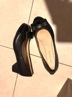maud frizon woman shoes black
