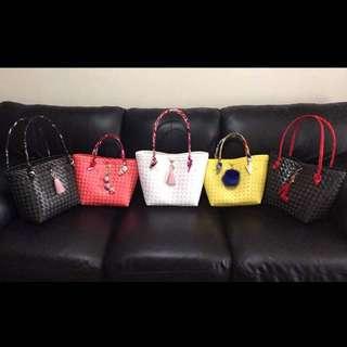 Modern Bayong Bags
