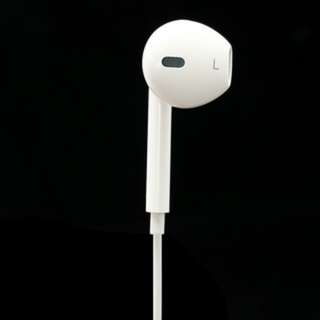 (207)3.5mm In-ear Earphone Earpods with Remote and Mic (Composite Membrane Speaker)