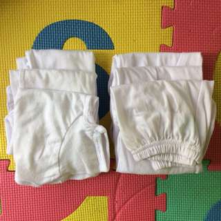 SHORT SLEEVES & PANTS 0-3MOS