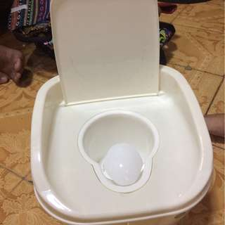 Potty trainer for babies