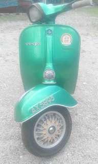 Vespa Super Sprint 150