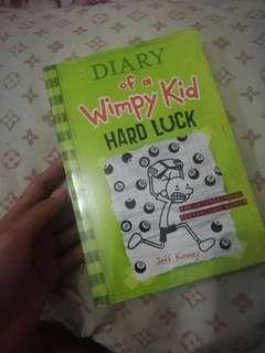 Diary of a wimpy kid hardluck