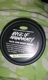 Mask of Magnaminty (self-preserving)