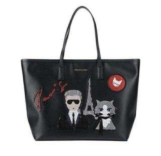 訂貨 Karl Lagerfeld tote bag