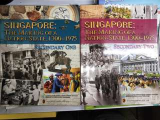 Singapore: The Making of a Nation-State, 1300-1975