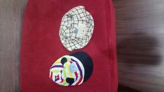 嬰兒帽子-可換物